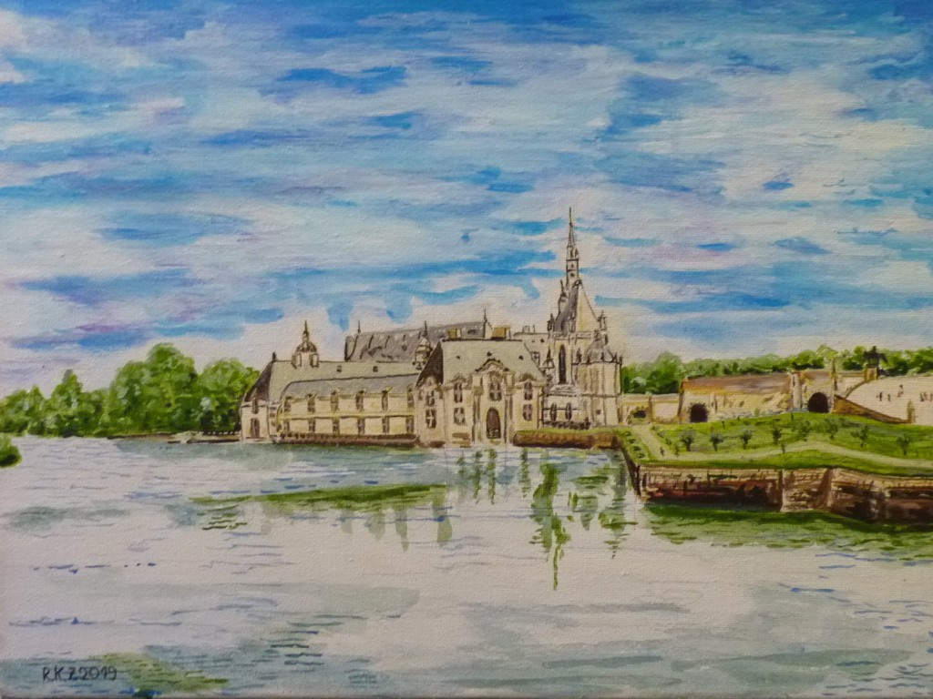 Schloss Chantilly 1