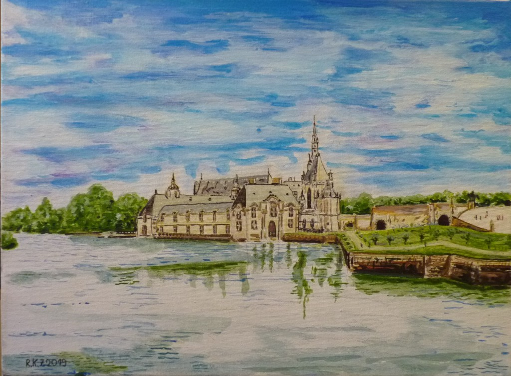 Schloss Chantilly 2